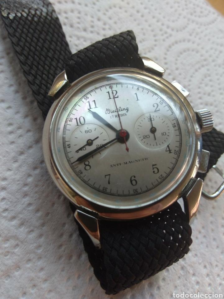 36b099931456 Reloj breitling chronograph 1950 s - Sold through Direct Sale ...