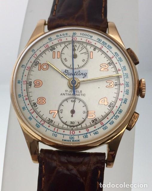 BREITLING ORO 18KT CHRONOGRAFO.C.1.940 (Relojes - Relojes Actuales - Breitling)