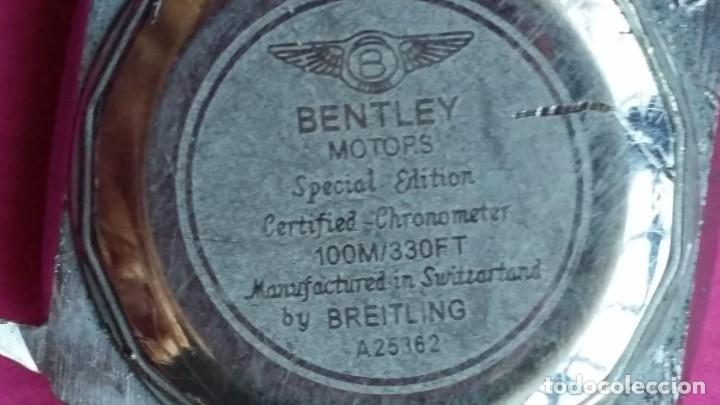 breitling bentley a25362 special edition price