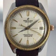 Montres- Breitling: BREITLING TRANSOCEAN DATE-VINTAGE AÑOS 50.. Lote 151175114