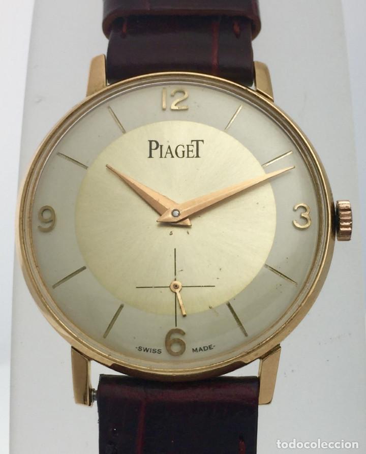 453d808c09e piaget oro 18kt. vintage c.1.940-45 ¡¡como nuev - Comprar Relojes ...