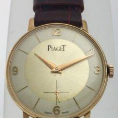 Relojes- Breitling: PIAGET ORO 18KT. VINTAGE C.1.940-45 ¡¡COMO NUEVO!!. Lote 151324198