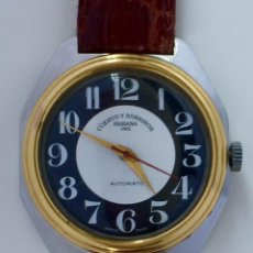 Relojes- Breitling: CUERVO Y SOBRINOS VINTAGE AÑOS 50. Lote 155035002