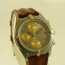 Relojes- Breitling: BREITLING CHRONOMAT B13047 AUTOMATICO CRONOGRAFO FUNCIONANDO. Lote 156598262