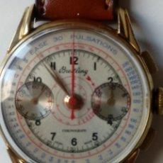 Montres- Breitling: RELOJ BREITLING CRONOGRAFO AÑOS 50.. Lote 159181306