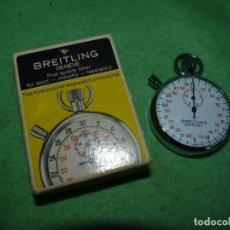Montres- Breitling: PRECIOSO CRONÓMETRO BREITLING GENEVE SPRINT 7 JEWELS CAJA ORIGINAL FUNCIONANDO CRONO SWISS MADE. Lote 160402182