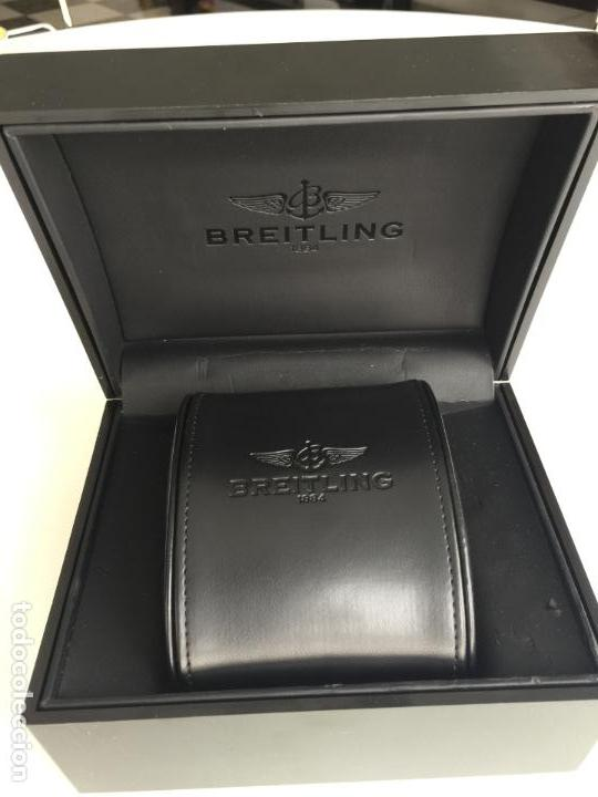 ESTUCHE DE RELOJ BREITLING BAKELITE (Relojes - Relojes Actuales - Breitling)