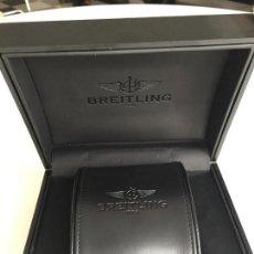Relojes- Breitling: ESTUCHE DE RELOJ BREITLING BAKELITE . Lote 161284758