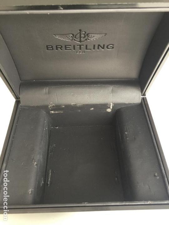 Relojes- Breitling: ESTUCHE DE RELOJ BREITLING BAKELITE - Foto 3 - 161284758