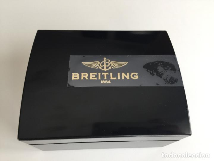 Relojes- Breitling: ESTUCHE DE RELOJ BREITLING BAKELITE - Foto 5 - 161284758