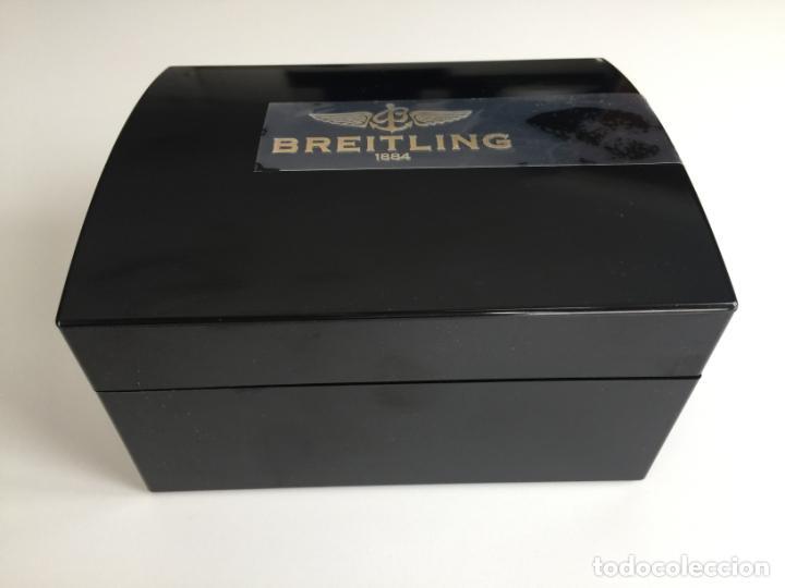 Relojes- Breitling: ESTUCHE DE RELOJ BREITLING BAKELITE - Foto 7 - 161284758