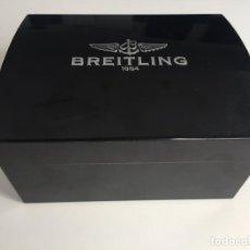 Relojes- Breitling: ESTUCHE ORIGINAL DE RELOJ BREITLING . Lote 163919158