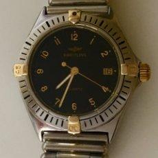 Relojes- Breitling: BREITLING BISEL ACERO-ORO 18KT.¡¡COMO NUEVO!!. Lote 137783954