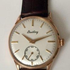 Relojes- Breitling: BREITLING ORO 18KT. EXCELENTE CONDICION.. Lote 170425064