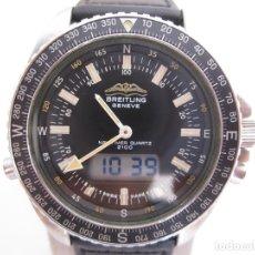 Relojes- Breitling: BREITLING NAVITIMER 2100 EN BUEN ESTADO. Lote 174151678
