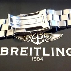 Relojes- Breitling: BRAZALETE DE ACERO BREITLING PROFESSIONAL LL ,134 A, SUPEROCEAN STEELFISH. Lote 178914698