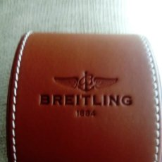 Relojes- Breitling: CAJA O ESTUCHE RELOJ BREITLING. Lote 184848968