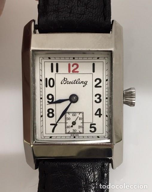 BREITLING VINTAGE EPOCA ART-DÈCO C.1.940 (Relojes - Relojes Actuales - Breitling)