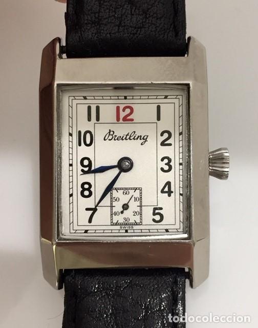 Relojes- Breitling: BREITLING VINTAGE EPOCA ART-DÈCO C.1.940 - Foto 4 - 189308405
