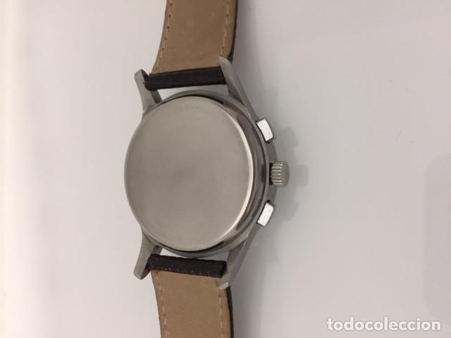Relojes- Breitling: BREITLING CRONO TRIPLE DATEFASE DE LUNA C.1.940-50 - Foto 5 - 189308550