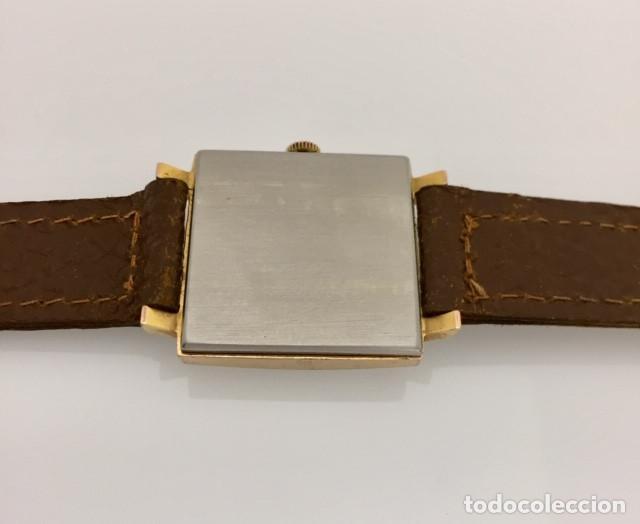 Relojes- Breitling: BREITLING VINTAGE PLAQUÈ ORO. - Foto 4 - 189602247