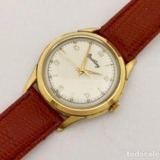 Relojes- Breitling: BREILTING VINTAGE BAÑO ORO.. Lote 189654668