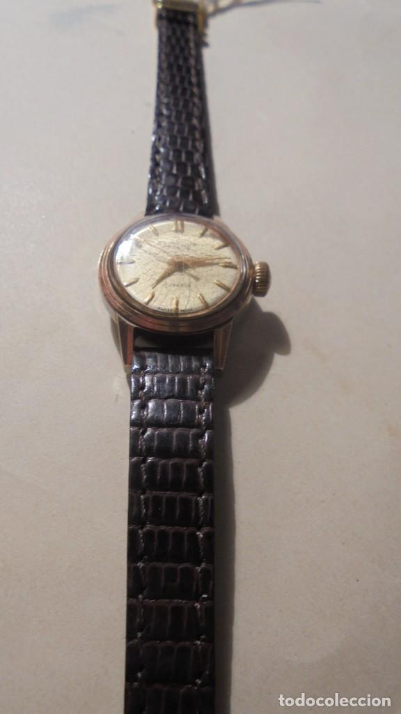 Relojes- Breitling: BREITLING - ANTIGUO RELOJ - DE CUERDA SEÑORA , BREITLING GENEVE 17 JEWELS SWISS MADE - Foto 2 - 189816977