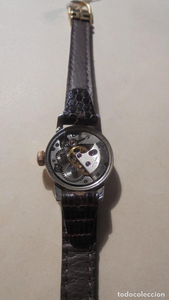 Relojes- Breitling: BREITLING - ANTIGUO RELOJ - DE CUERDA SEÑORA , BREITLING GENEVE 17 JEWELS SWISS MADE - Foto 3 - 189816977