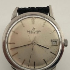 Relojes- Breitling: RELOJ BREITLING MONOBLOCK AÑOS 60 MOD.2604. Lote 196282657