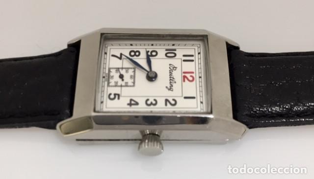 Relojes- Breitling: BREITLING VINTAGE ACERO. - Foto 2 - 196942822