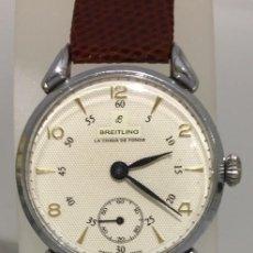 Relojes- Breitling: BREITLING VINTAGE ACERO.. Lote 197153071