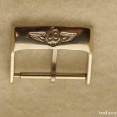 Relojes- Breitling: BREITLING HEBILLA ACERO 18MM ORIGINAL. Lote 198536601