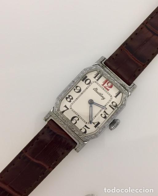 Relojes- Breitling: BREITLING VINTAGE ACERO. - Foto 2 - 198578730