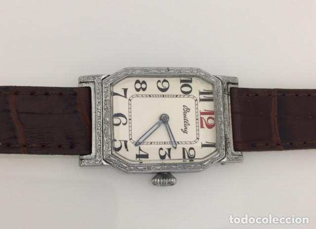 Relojes- Breitling: BREITLING VINTAGE ACERO. - Foto 3 - 198578730