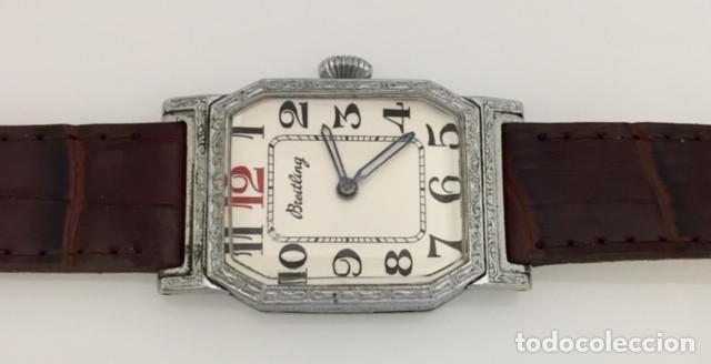 Relojes- Breitling: BREITLING VINTAGE ACERO. - Foto 4 - 198578730