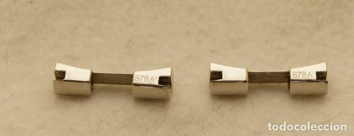 Relojes- Breitling: BREITLING ARMYS ACERO 20MM ORIGINAL 878A - Foto 2 - 198789232