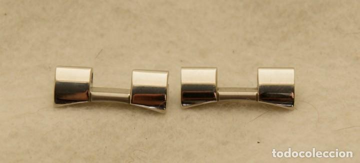 Relojes- Breitling: BREITLING ARMYS ACERO 20MM ORIGINAL 878A - Foto 3 - 198789232