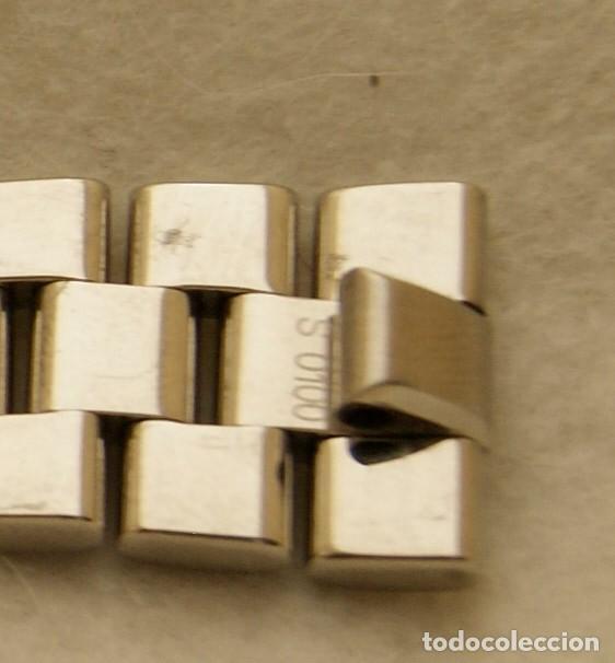 Relojes- Breitling: BREITLING ARMYS ACERO 20MM ORIGINAL 878A - Foto 7 - 198789232
