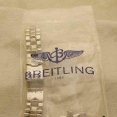 Relojes- Breitling: BREITLING ARMYS ACERO 20MM ORIGINAL 878A. Lote 198789232