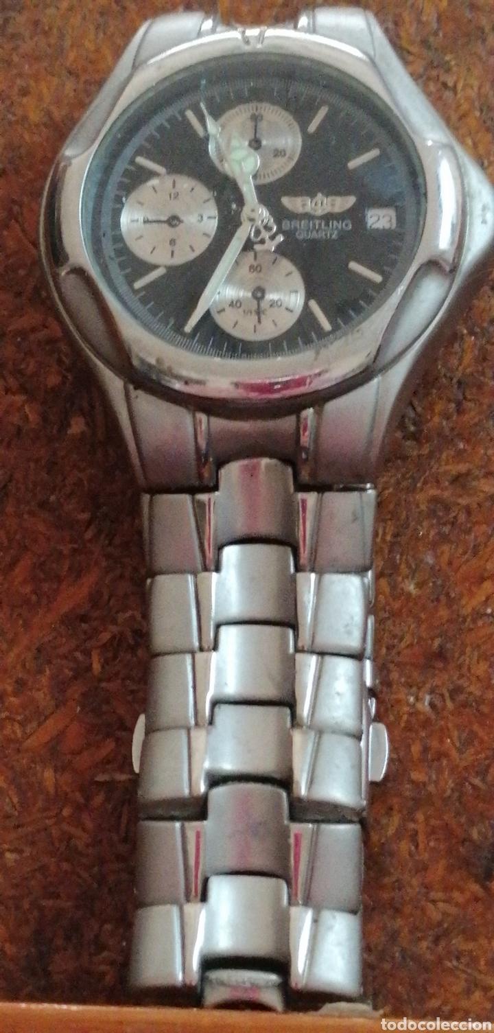 RELOJ DE PULSERA MARCA BREITLING QUARTZ (Relojes - Relojes Actuales - Breitling)