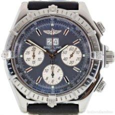 Relojes- Breitling: BREITLING CROSSWIND CRONÓGRAFO AUTOMÁTICO REF. A44355 CAJA Y PAPELES. Lote 206763016