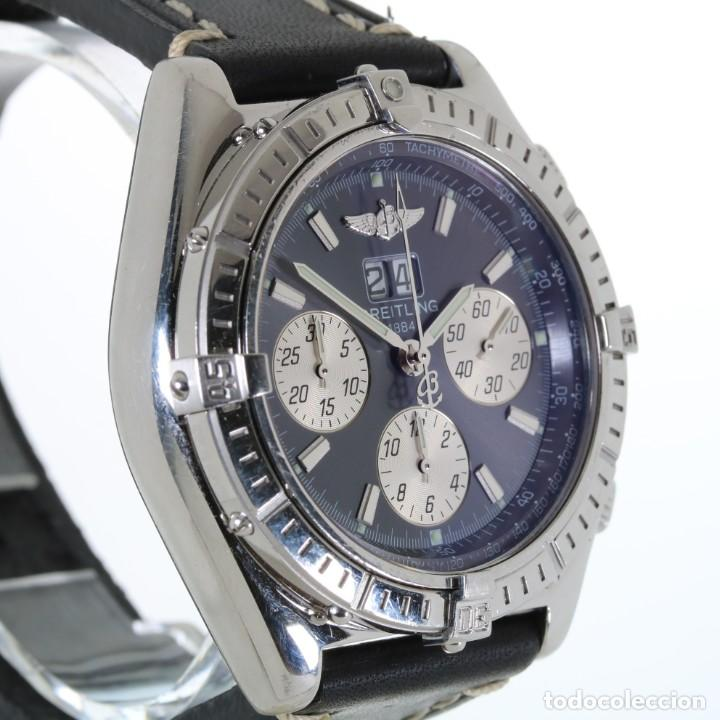 Relojes- Breitling: Breitling Crosswind Cronógrafo Automático ref. A44355 Caja y Papeles - Foto 2 - 206763016