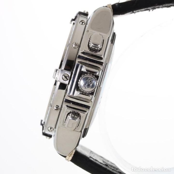 Relojes- Breitling: Breitling Crosswind Cronógrafo Automático ref. A44355 Caja y Papeles - Foto 4 - 206763016
