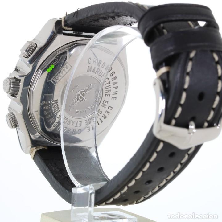 Relojes- Breitling: Breitling Crosswind Cronógrafo Automático ref. A44355 Caja y Papeles - Foto 5 - 206763016