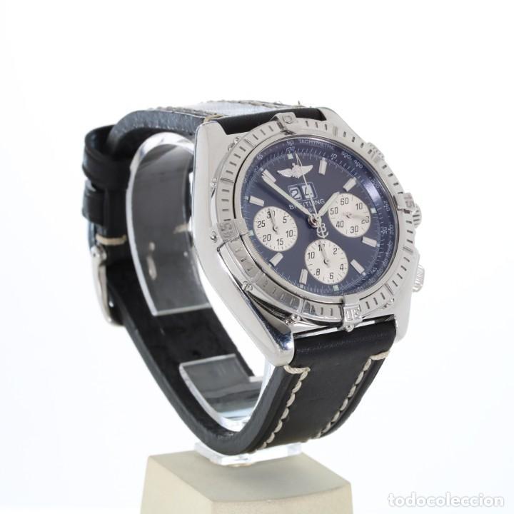 Relojes- Breitling: Breitling Crosswind Cronógrafo Automático ref. A44355 Caja y Papeles - Foto 8 - 206763016