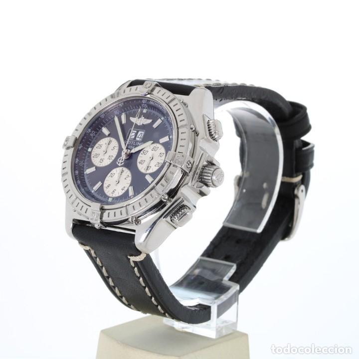 Relojes- Breitling: Breitling Crosswind Cronógrafo Automático ref. A44355 Caja y Papeles - Foto 9 - 206763016
