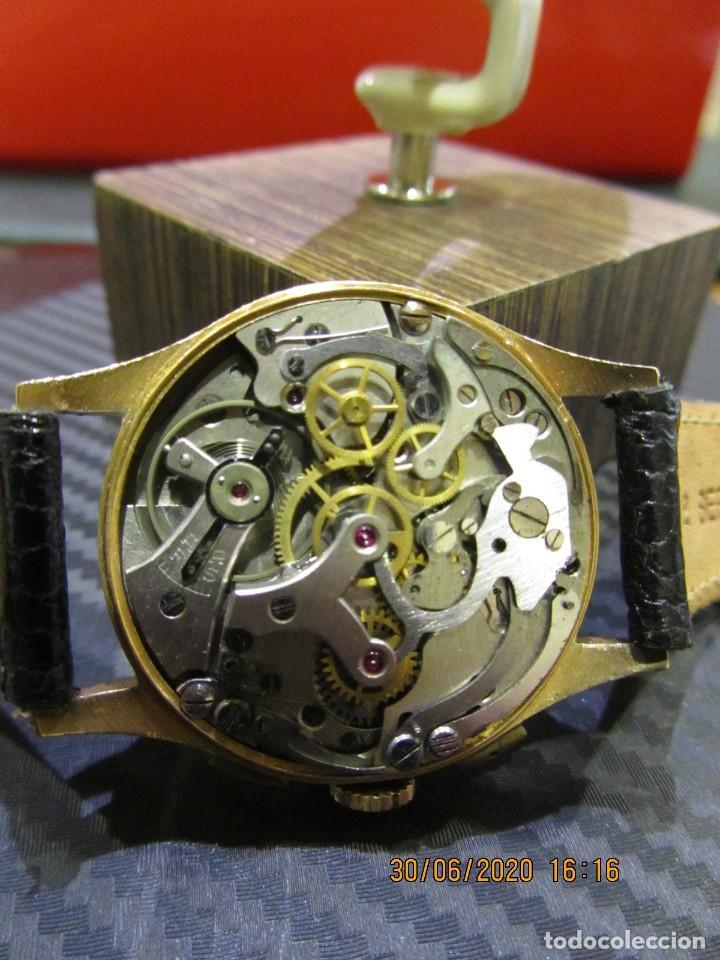 Relojes- Breitling: reloj breitling cronografo oro 18klt - Foto 2 - 210031955