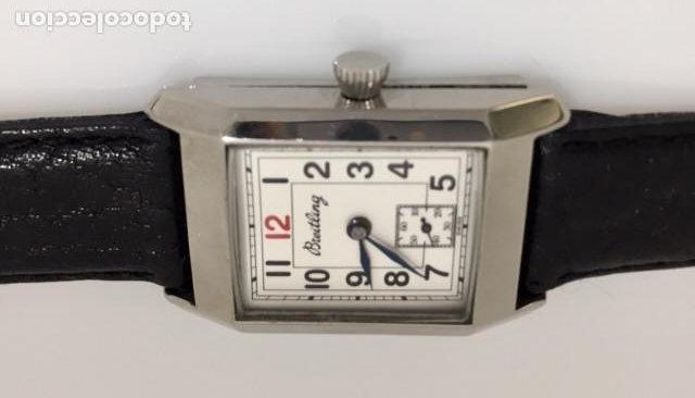Relojes- Breitling: BREITLING VINTAGE ACERO. - Foto 2 - 189602436