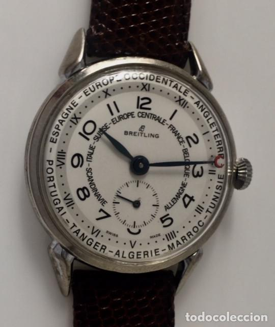 Relojes- Breitling: BRETLING VINTAGE C.1940 EDIC.ESPECIAL. - Foto 2 - 217572740