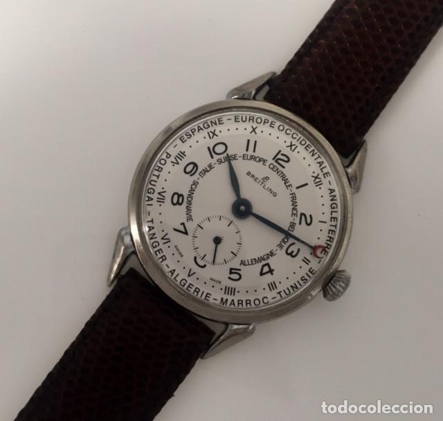 Relojes- Breitling: BRETLING VINTAGE C.1940 EDIC.ESPECIAL. - Foto 4 - 217572740